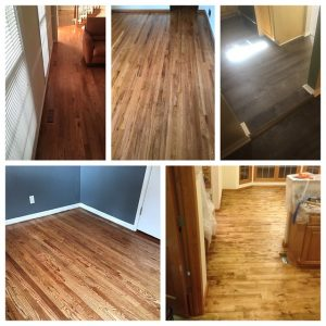Wood Floor Refinishing