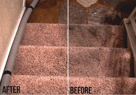 Carpet Cleaning Of Stairs
